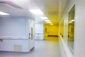 University of Strathclyde inside