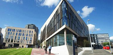 University of Strathclyde outside